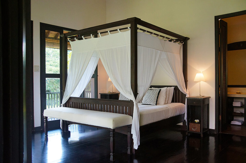 Slaapkamer Villa Bali Breeze