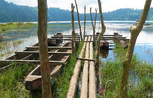kano Timblangan meer
