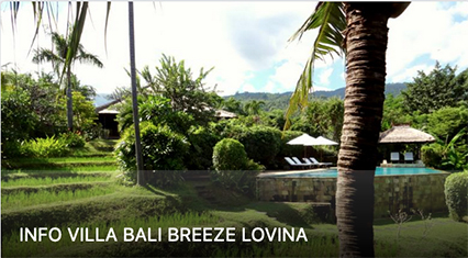 Villa Bali Breeze op Facebook